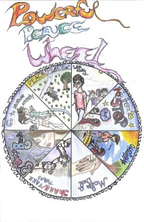Powerful Peace Wheel